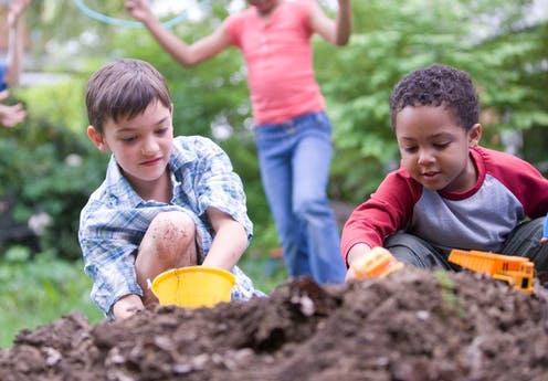 The social-Emotional environment of child-care